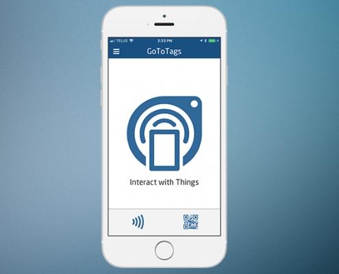 iphone 8 ios 11 nfc tag mobile app read phone