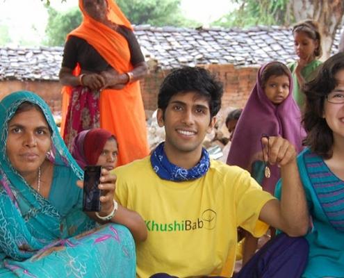 khushi baby nfc tag india health medical mobile phone