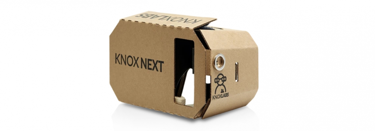 knox labs nfc inlays android vr carboard