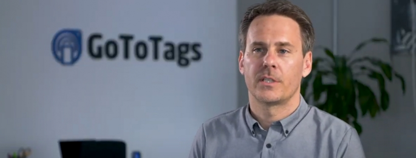 gototags connected things craig tadlock ceo