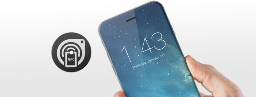 iphone 8 nfc tag ios mobile app phone