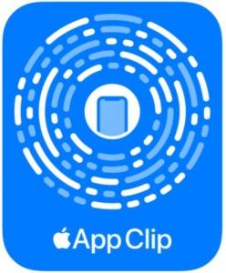 apple app clip nfc code ios iphone