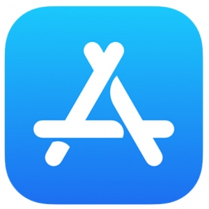 apple ios itunes iphone app store icon logo